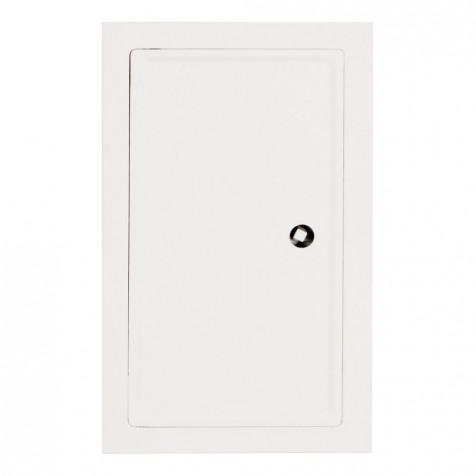 Дверка для чистки белая 155х290 мм