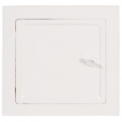 Дверка для чистки белая 140х140 мм