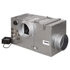 Турбина PARKANEX 400 m3/час с фильтром