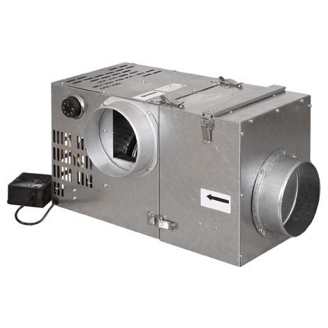 Турбина PARKANEX 540 m3/час с фильтром