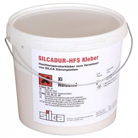 Клей SILCADUR-HFS ведро 6,5 kg
