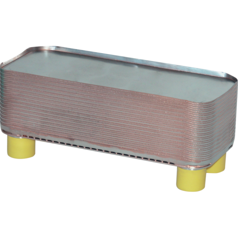 Пластинчатый теплообменник 40 плит