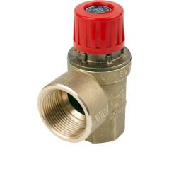 Мембранный предохранительный клапан 2,5 BAR - 1