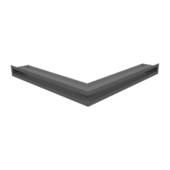 LUFT угловой графитовый 56x56x6