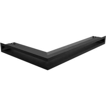 LUFT угловой правый черный 40x60x6