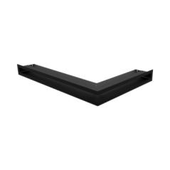 LUFT угловой левый черный 60x40x6