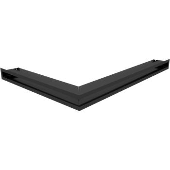 LUFT угловой правый черный 54,7x76,6x6