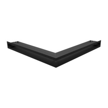 LUFT угловой черный 56x56x6
