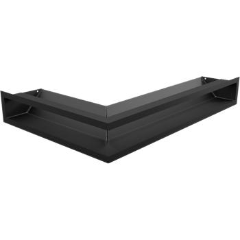 LUFT угловой правый черный 40x60x9